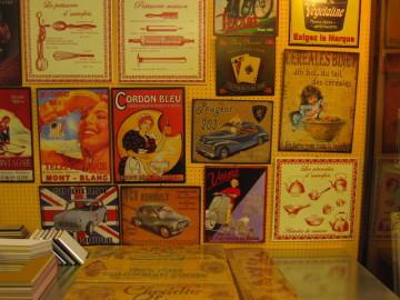 mostra cartells vintage